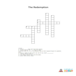 The Redemption - Cross Word