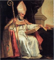 Apr. 04 - Saint Isidore of Seville
