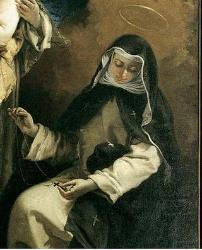 Apr. 20 - Saint Agnes of Montepulciano