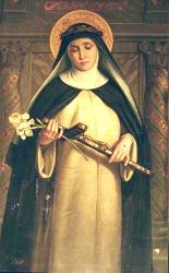Apr. 29 - Saint Catherine of Siena