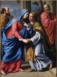 May 31 - The Visitation of Mary
