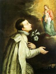 June 21 - Saint Aloysius Gonzaga