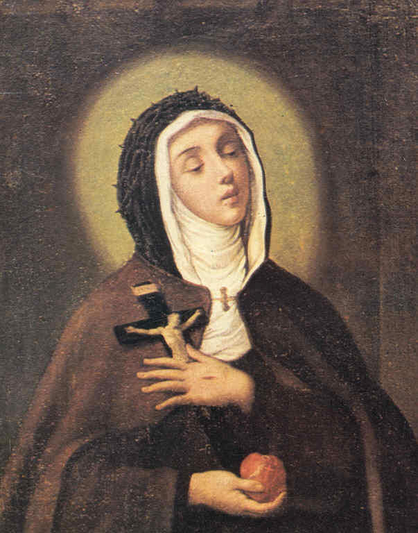 Saint Veronica Giuliani