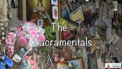 Lesson 36 - The Sacramentals Grade 3-5