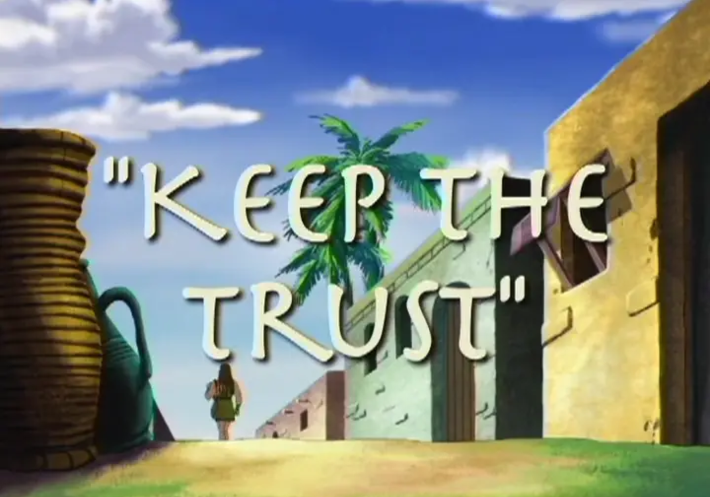 Bugtime Adventures - Keep the Trust - The Story of Samson and Delilah