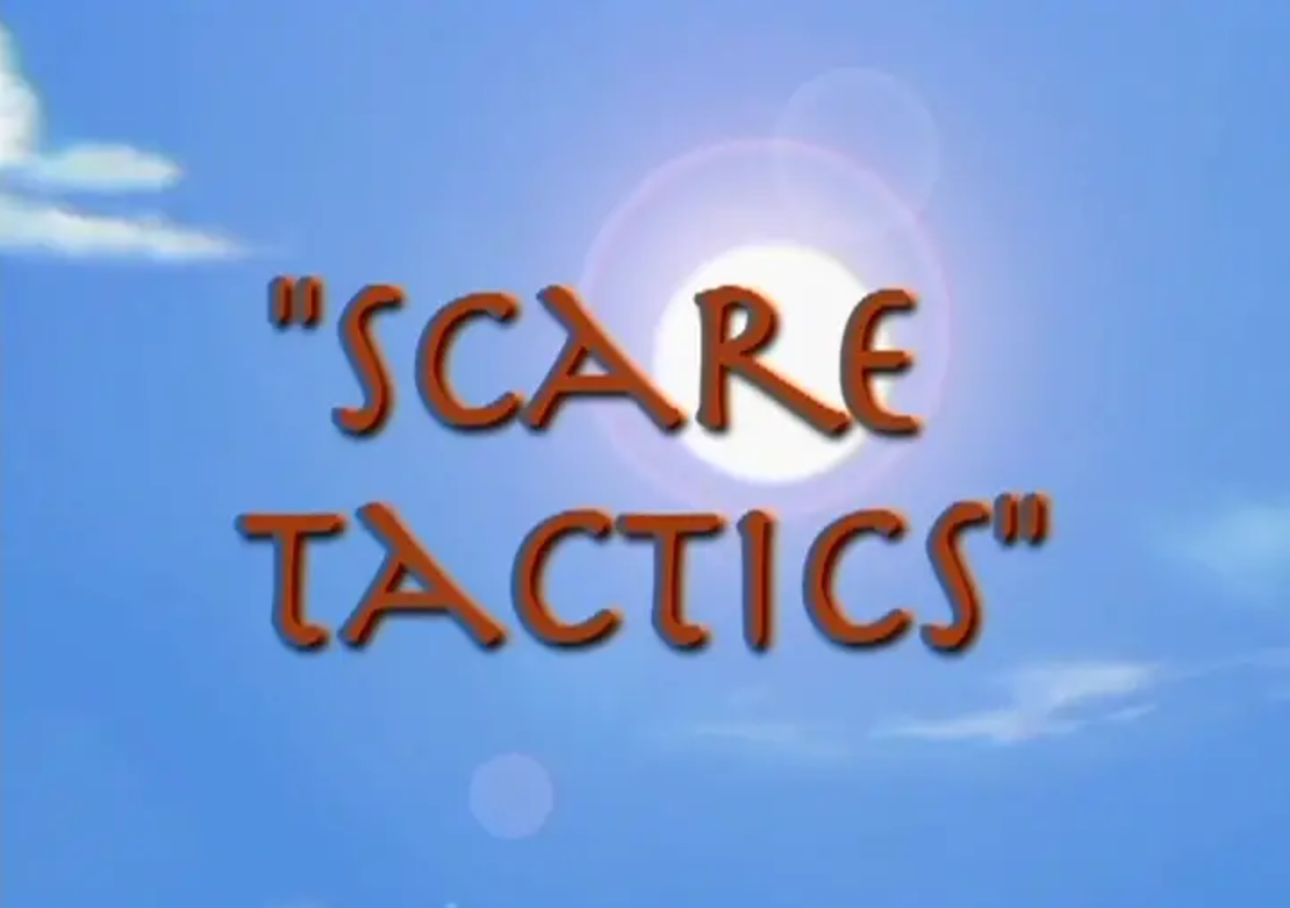 Bugtime Adventures - Scare Tactics - The Story of Gideon vs. the Midianites