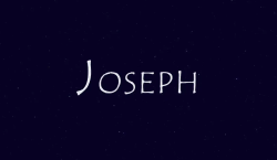 Joseph - Beloved Son - Rejected Slave - Exalted Ruler