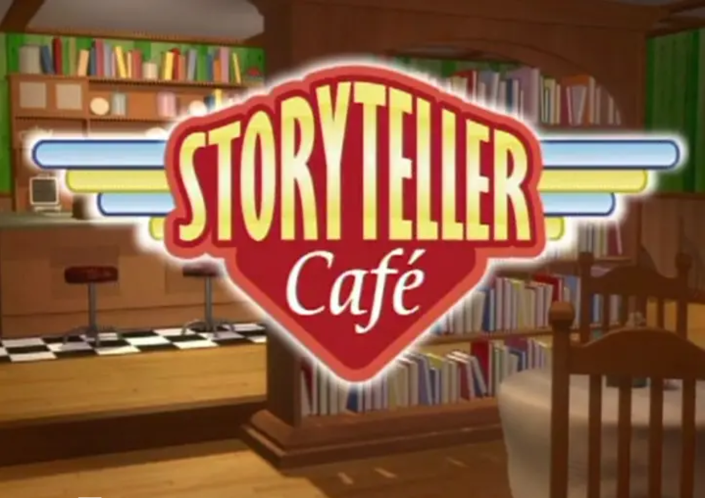 Storyteller Cafe - Beyond the Manger