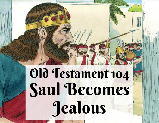 OT 104 - Saul Becomes Jealous
