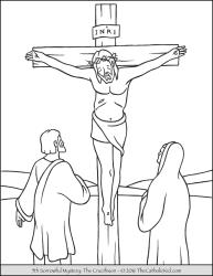 Sorrowful Mystery 05 - The Crucifixion