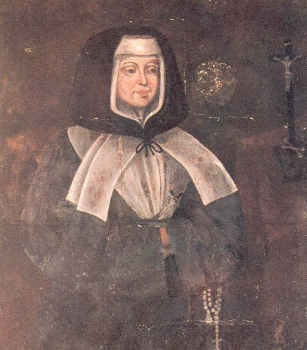 August 17 - Saint Jeanne of the Cross Delanoue