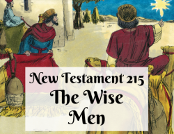 NT 215 - The Wise Men
