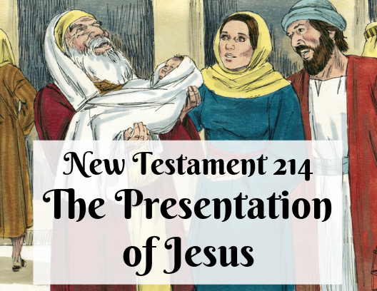 NT 214 - The Presentation of Jesus