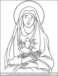 Sorrowful Heart of Mary
