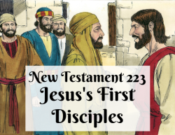 NT 223 - Jesus's First Disciples