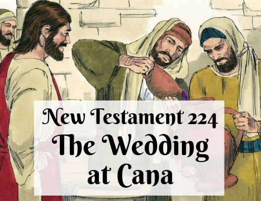 NT 224 - The Wedding at Cana
