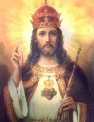 Litany of Christ the King