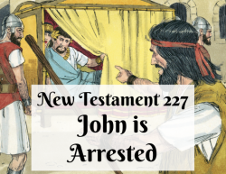 NT 227 - John is Arrested