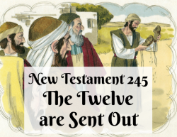 NT 245 - The Twelve are Sent Out