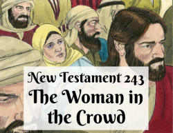 NT 243 - The Woman in the Crowd