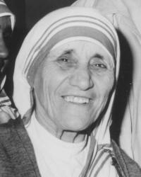 Sept. 05 - Saint Mother Teresa of Calcutta