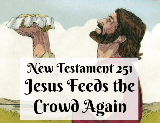 NT 251 - Jesus Feeds the Crowd Again
