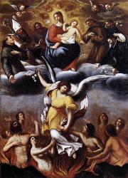 Prayer for Those in Purgatory