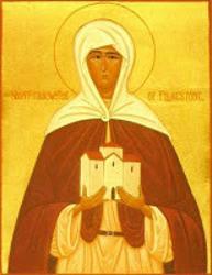 Sept. 12 - Saint Eanswida