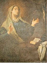 Sept. 15 - Saint Catherine of Genoa