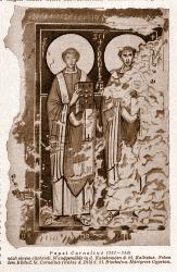 Sept. 16 - Saints Cornelius and Cyprian