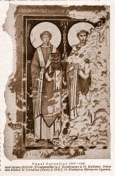 Saints Cornelius and Cyprian