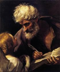 Sept. 21 - Saint Matthew
