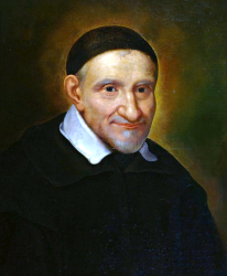 Sept. 27 - Saint Vincent de Paul