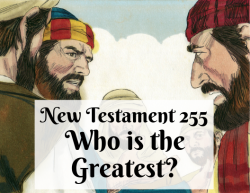 NT 255 - Who is the Greatest?