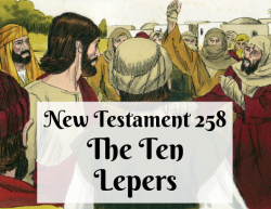 NT 258 - The Ten Lepers