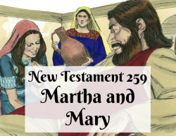 NT 259 - Martha and Mary
