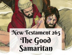 NT 265 - The Good Samaritan