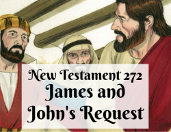 NT 272 - James and John's Request