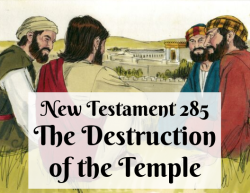 NT 285 - The Destruction of the Temple