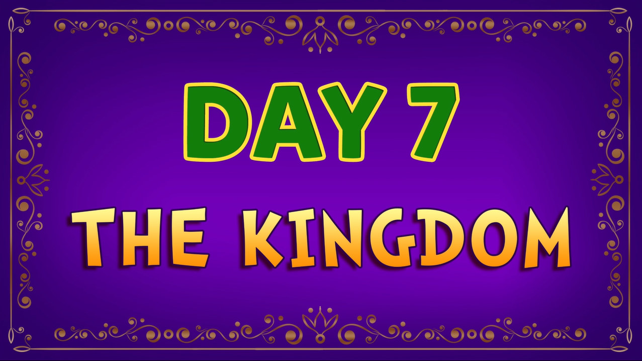 Brother Francis - Advent Day 07 - The Kingdom