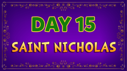 Brother Francis - Advent Day 15 - Saint Nicholas