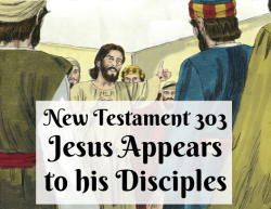 NT 303 - Jesus Appears to his Disciples