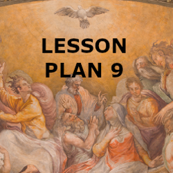 Confirmation - Lesson Plan 9