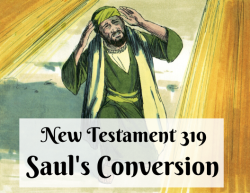 NT 319 - Saul's Conversion