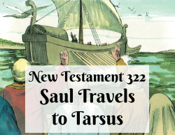 NT 322 - Saul Travels to Tarsus