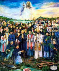Nov. 24 - Saint Andrew Dung-Lac and Companions