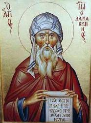 Dec. 04 - Saint John Damascene