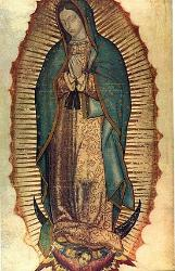 Dec. 12 - Our Lady of Guadalupe
