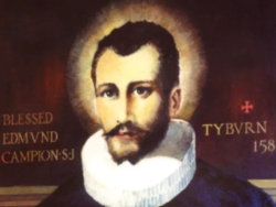 Dec. 01 - Saint Edmund Campion