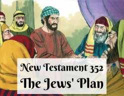 NT 352 - The Jews' Plan